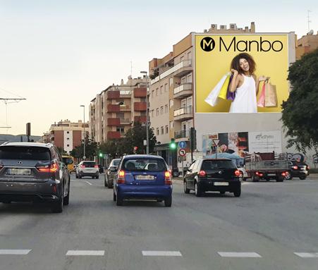 Publicidad en Medianeras
