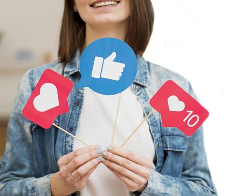Campaña Redes Sociales