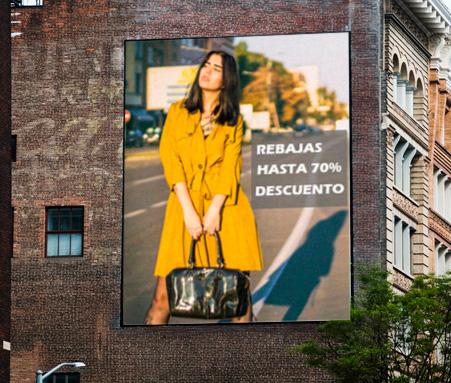 Publicidad en Medianeras en Murcia
