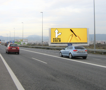 Valla Publicitaria en Murcia