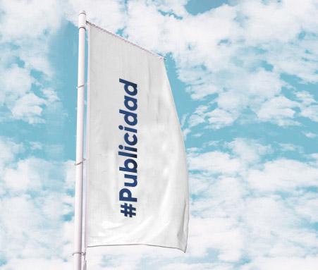 Banderas Publicitarias