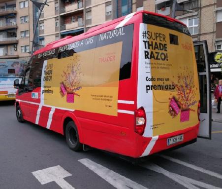 Transporte Publico Murcia